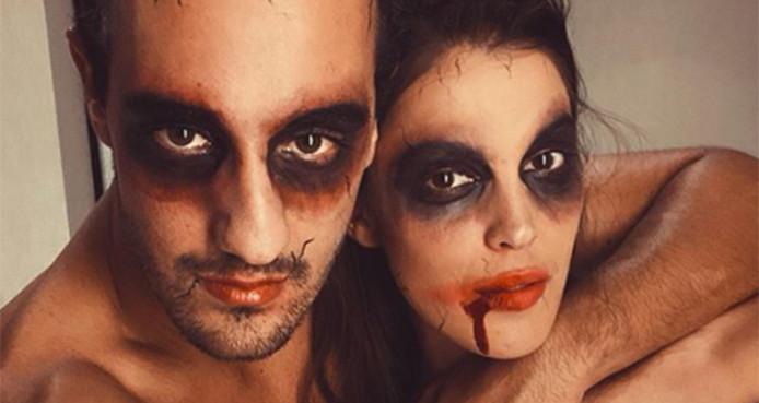 Diego El Glaoui et Iris Mittenaere
