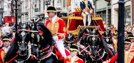 Elk koningshuis z'n eigen Prinsjesdag-ceremonie