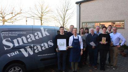 Smaak van Waas lanceert webshop voor streekproducten