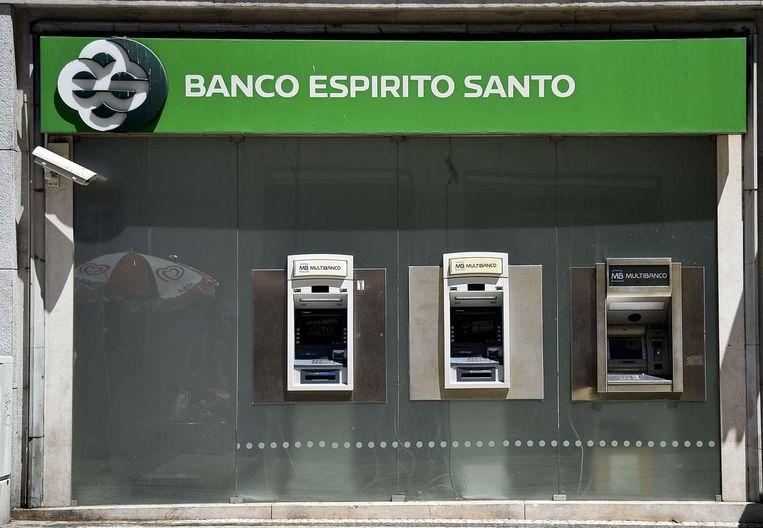 De Portugese bank Espirito Santo, Beeld anp