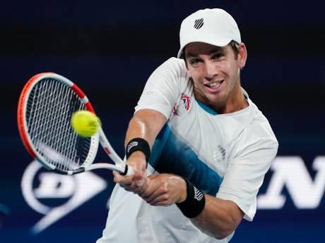 LIVE | Nieuw-Zeeland start tenniscompetitie voor profs