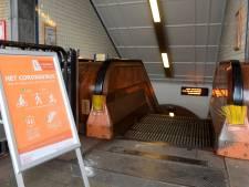 Roltrappen Sint-Annatunnel krijgen zes weken lang onderhoudsbeurt