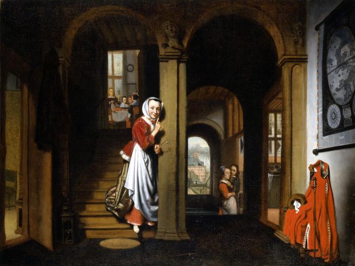 Nicolaes Maes.