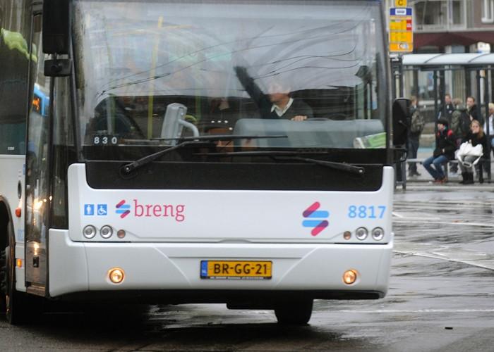 Aan boord van de Breng-bus zit in het najaar van dit jaar mogelijk een buschauffeur met Syrische wortels.