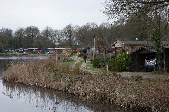 Recreatiepark Karpermeer Aalten.