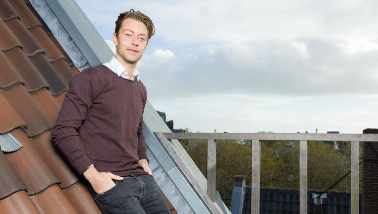 Aart van Veller, medeoprichter van Vandebron Beeld Ivo van der Bent