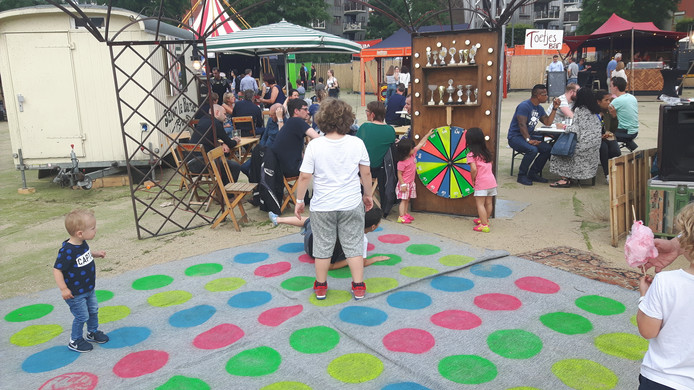 Eten, drinken en cultuur bij TREK in Den Bosch.