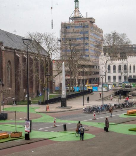 Minder verkeershufters: volgens Tilburgse verkeerswethouder is midgetgolfbaan 'hole in one'