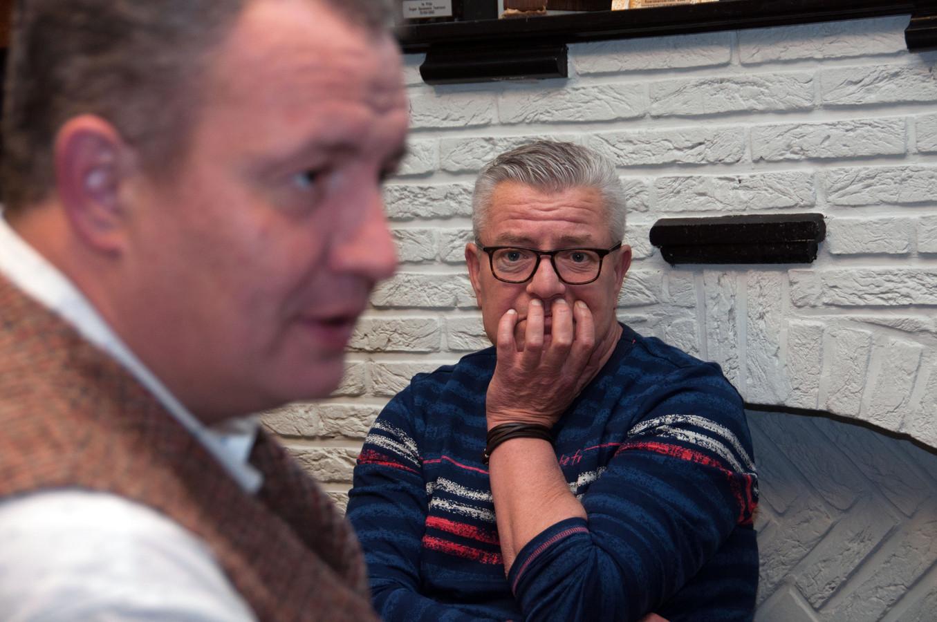 Maikel en Jan Harte.