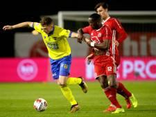 Cambuur door in play-offs en nu waarschijnlijk tegen nieuwe trainer De Jong