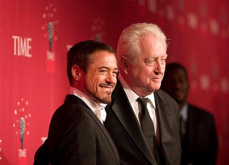 Robert Downey, Jr. en Sr.