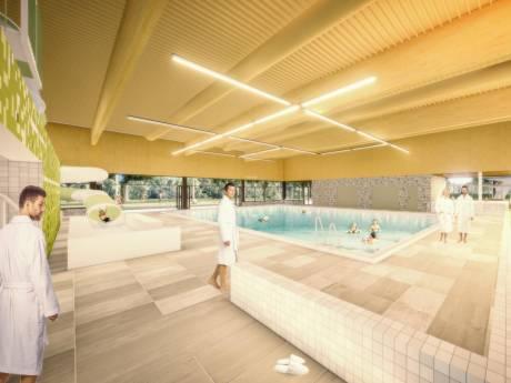 Zo komt het nieuwe zwembad in Zwijndrecht eruit te zien