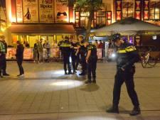 Verdachte vlucht na nachtelijk schietincident in centrum Den Haag