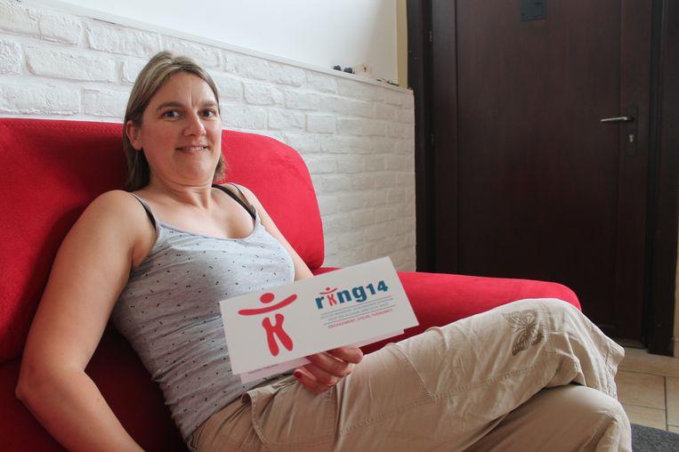 Mama Cindy Dessy richtte de vzw Ring 14 Belgium op. Zij wil met de vereniging meer visibiliteit aan deze zeldzame genetische ziekte geven.