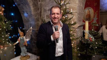 Freek Vanrooy brengt kerstconcert voor Senn