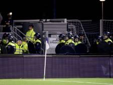 Onderzoek naar geweld door politie na FC Eindhoven - Helmond Sport