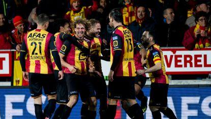 KV Mechelen geeft dubbele voorsprong tegen tienkoppig Lommel bijna uit handen, maar wint wel na controversiële treffer in het slot