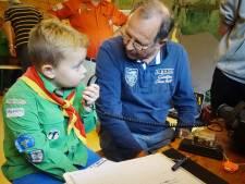 Zoetermeerse scouts gaan dit weekend de lucht in