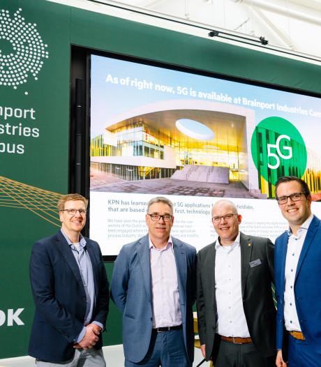 KPN 'speelt' met 5G in Brainport Industries Campus in Eindhoven