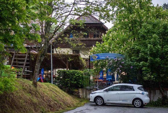 In dit hotel werden eerder de drie andere dodelijke slachtoffers aangetroffen.