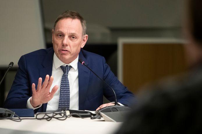 Burgemeester Ron König