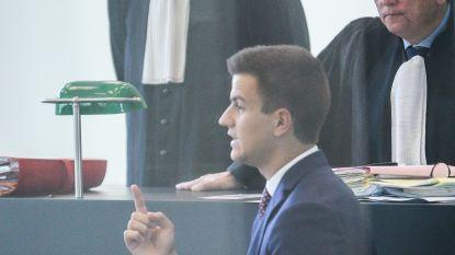 Dries Van Langenhove vecht schorsing UGent aan: twee advocaten, maar zélf ten strijde