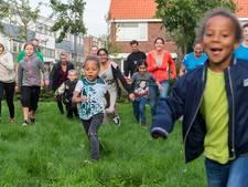 Acht Bredase gezinnen trainen samen voor Singelloop