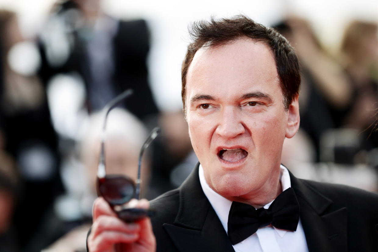 Quentin Tarantino Beeld Getty Images