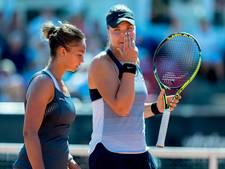 Primeur voor Lesley Kerkhove: WTA-dubbeltitel