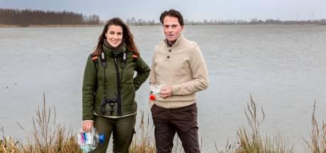 'Stofzuiger' haalt straks kilo's plastic uit het Hollands Diep en Haringvliet