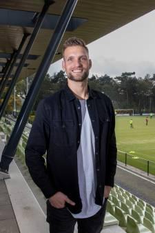 Sebastiaan van der Sman moet vanwege zijn werk bij Vitesse stoppen bij DOVO