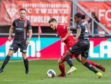 FC Twente blameert zich in eigen huis