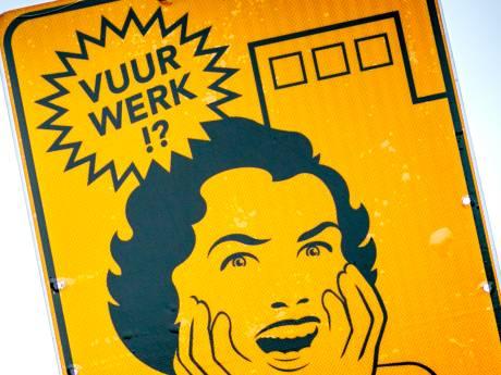 Vuurwerkvrije zones worden al dit jaar mogelijk in Apeldoorn
