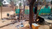 Beelden tonen wat nog maar overblijft van dorp in Mali na dodelijke aanval