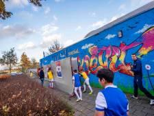 Jarige sporthal De Kievit in Geldrop gepimpt