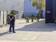 Brandweer onderzoekt gaslucht in Zwijndrecht