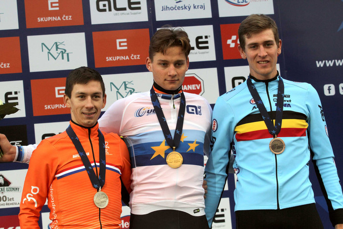In 2017 werden Lars van der Haar en Toon Aerts in Tabor verslagen door Van der Poel.