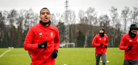 Officiel: l'ancien Rouche Senna Miangue file à Eupen