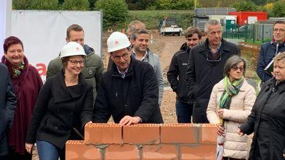 6 nieuwe huizen en 13 appartementen voor sociaal verhuur aan Diependale in Oudenaarde