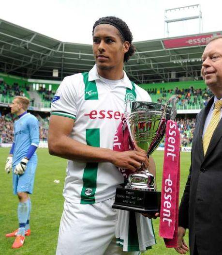 Virgil van Dijk koopt seizoenskaarten FC Groningen