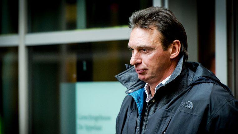 Willem Holleeder wordt van zes levensdelicten verdacht Beeld anp