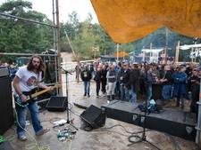 Houten vloer redt Bökkers-festival in Luttenberg