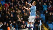 LIVE. De Bruyne neemt Man City bij de hand met goal en assist tegen West Ham