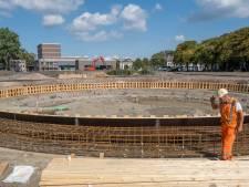 Vijver Molenwaterpark krijgt langzaam vorm