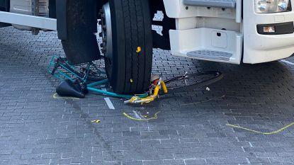 """Vrachtwagen rijdt fietsster (34) aan in voetgangerszone: """"Had daar niet mogen rijden"""""""