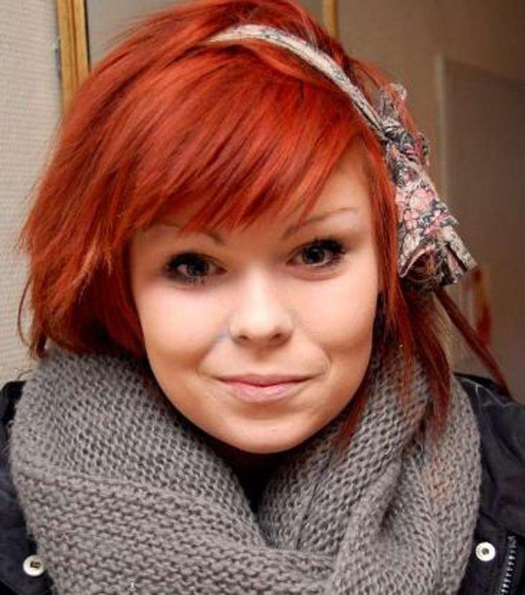 Ronja Johansen. Beeld