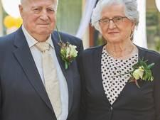 Volkels echtpaar werd gekoppeld door de zus van Maria