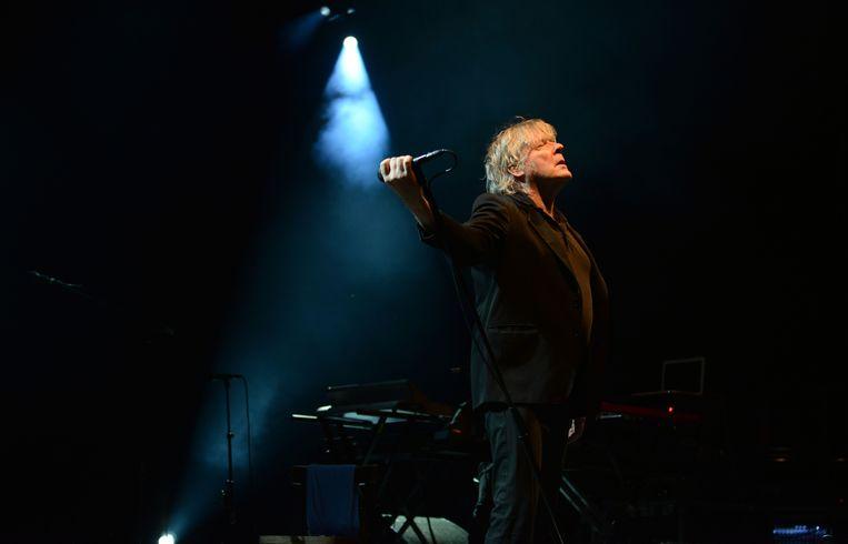 Arno is 70 jaar jong maar bij vorige concerten in Het Depot speelde de leeftijd hem duidelijk geen parten.