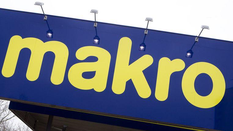 het logo van de Nederlandse Makro Beeld anp
