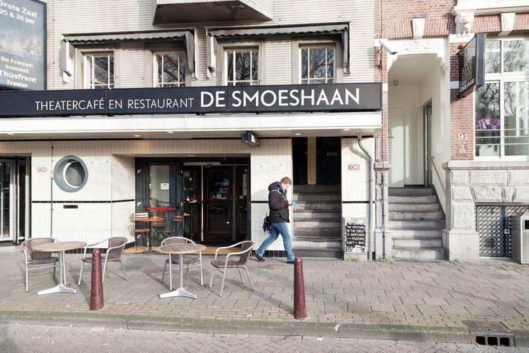 Theatercafé De Smoeshaan Beeld Roï Shiratski